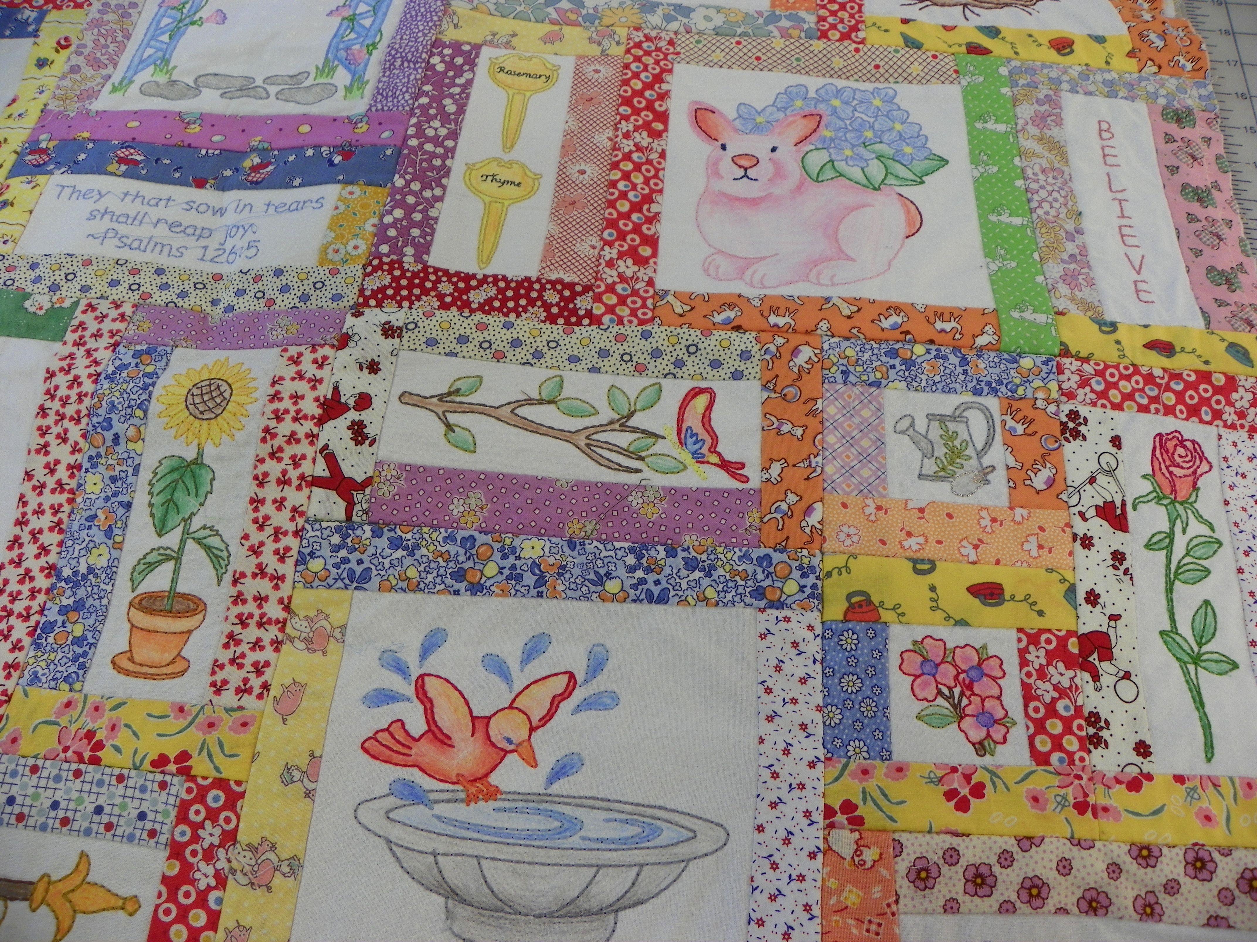 Prayer Garden Anita Goodesign Special Edition Embroidery Designs