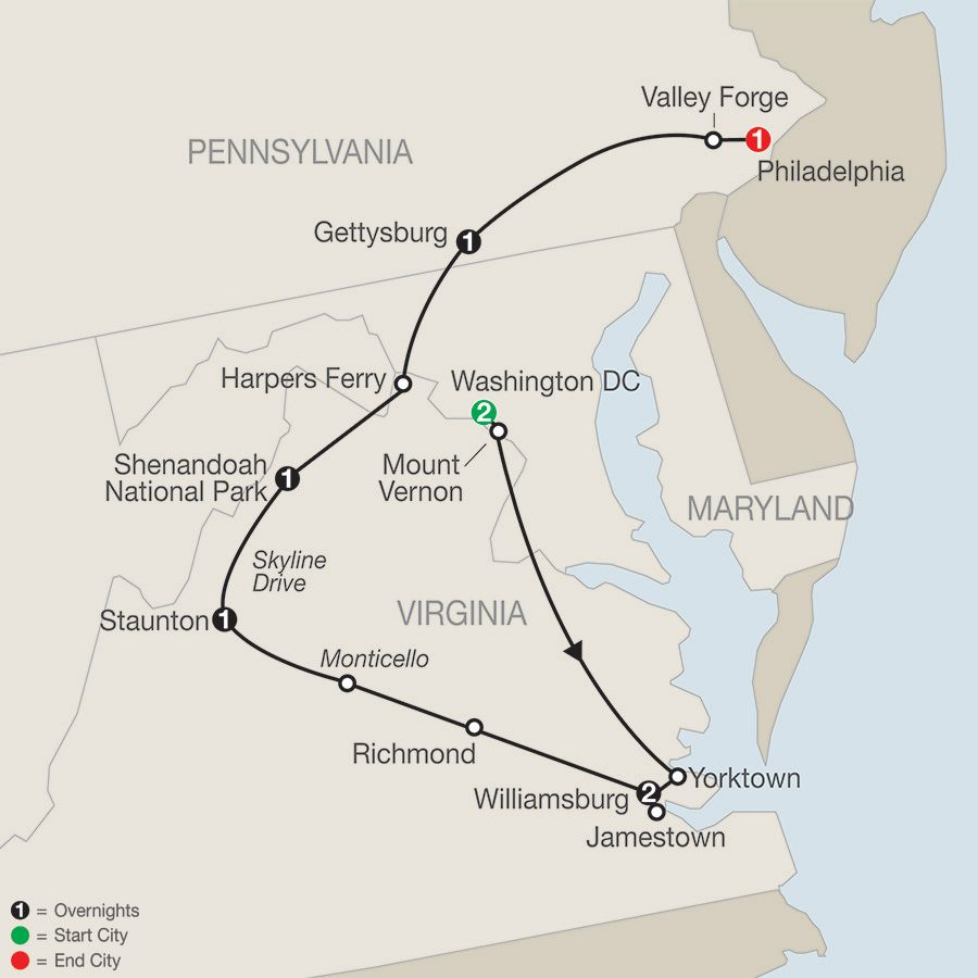 America's Historic East | Travel Ideas in 2019 | Washington ... on ne map of pennsylvania, state map of pennsylvania, usa map of pennsylvania, clear map of pennsylvania,