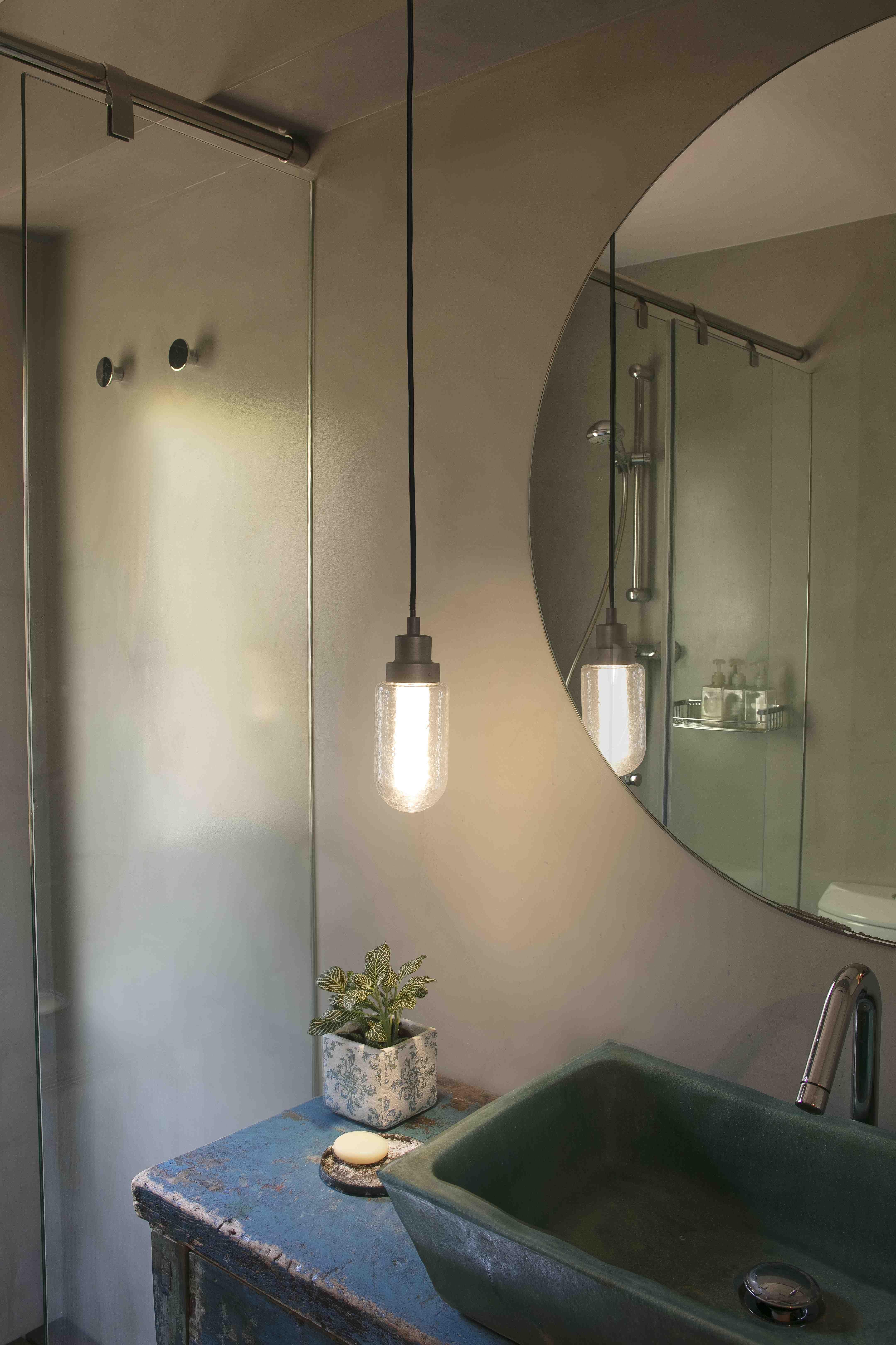 Descubre la luminaria para baño de FARO BARCELONA ...