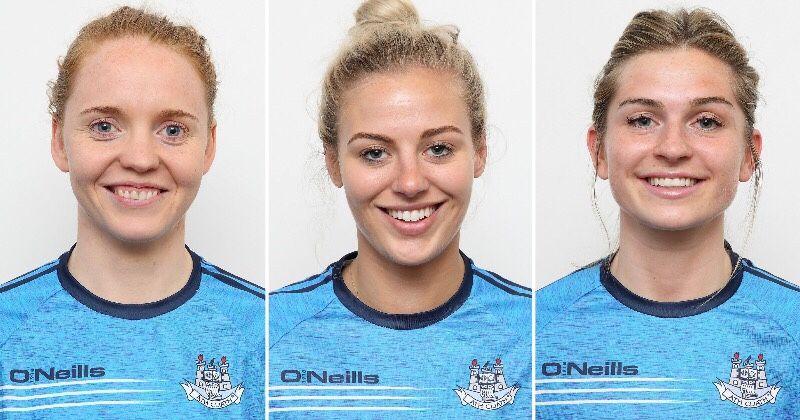 Three Dublin Players Named On Lidl Team Of The League Football League Players