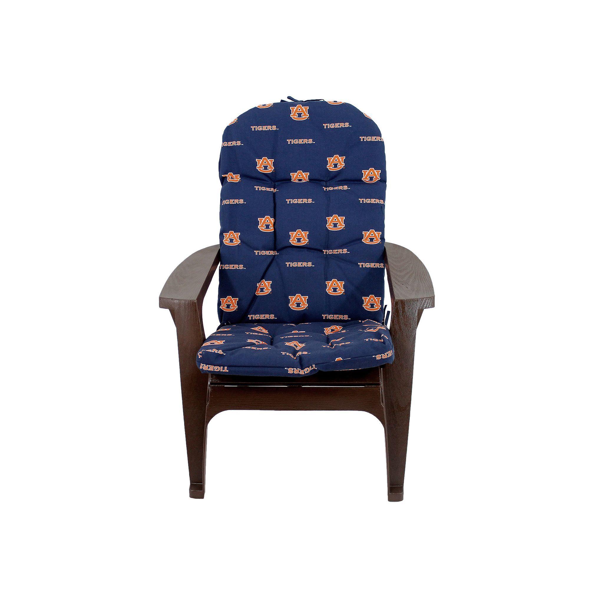Kohlus auburn tigers adirondack chair cushion adirondack chair