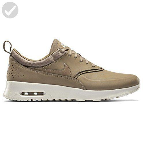 size 40 508a4 4783d Nike Womens Air Max Thea PRM DESERT CAMOSTRINGSSAILDESERT CAMO  616723-201 9.5 - Mens world (Amazon Partner-Link)