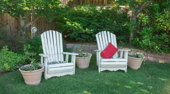 Un #jardín acogedor en el que pasar tus horas de #verano disfrutando ...