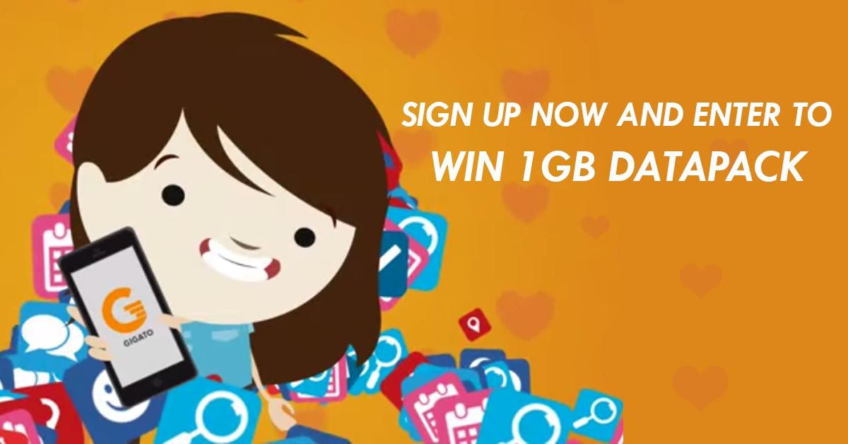 Freedom from #Data #Charges! SIGN UP NOW AND ENTER TO WIN