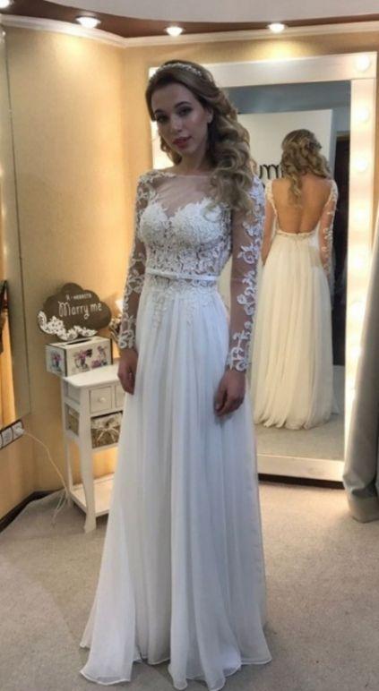 5ca109832c6 Hot Sale White Prom Dresses