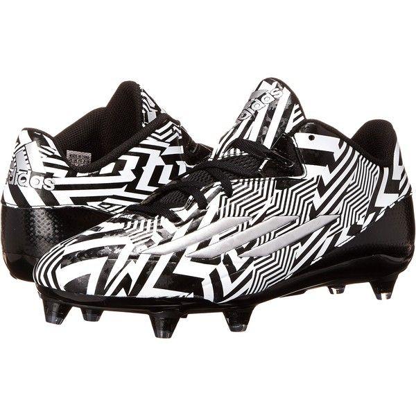 Adidas Filthyspeed 2.0 Low D Men Black/White/Silver Metallic Football Shoes