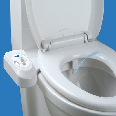 Toilet bidet attachment is a great solution for the