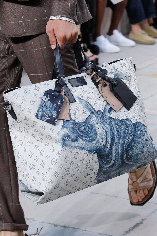 9ffa458bc364 Louis Vuitton Spring Summer 2017 Menswear