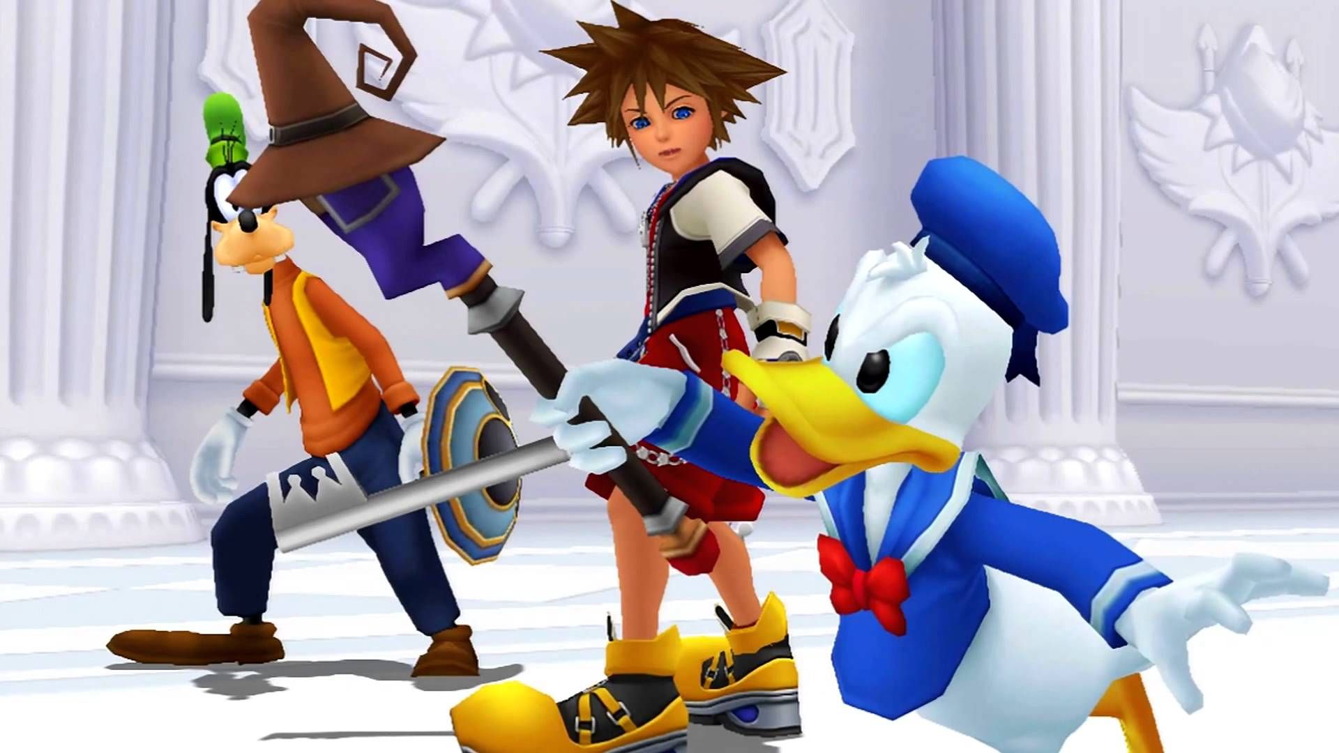 #02 — To Lose and Claim Anew - KH HD 1.5 ReMIX, Re:CoM - All Cutscenes