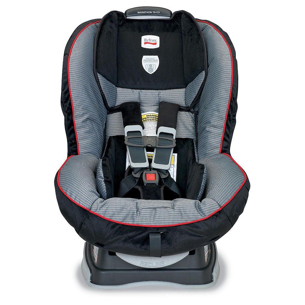 Britax Marathon 70 G3 Convertible Car Seat - Jet Set - Britax ...