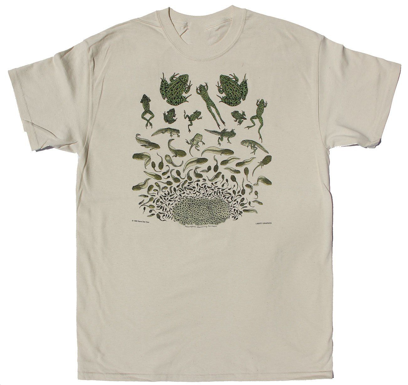 The Tree of Liberty Adult Mens T-Shirt