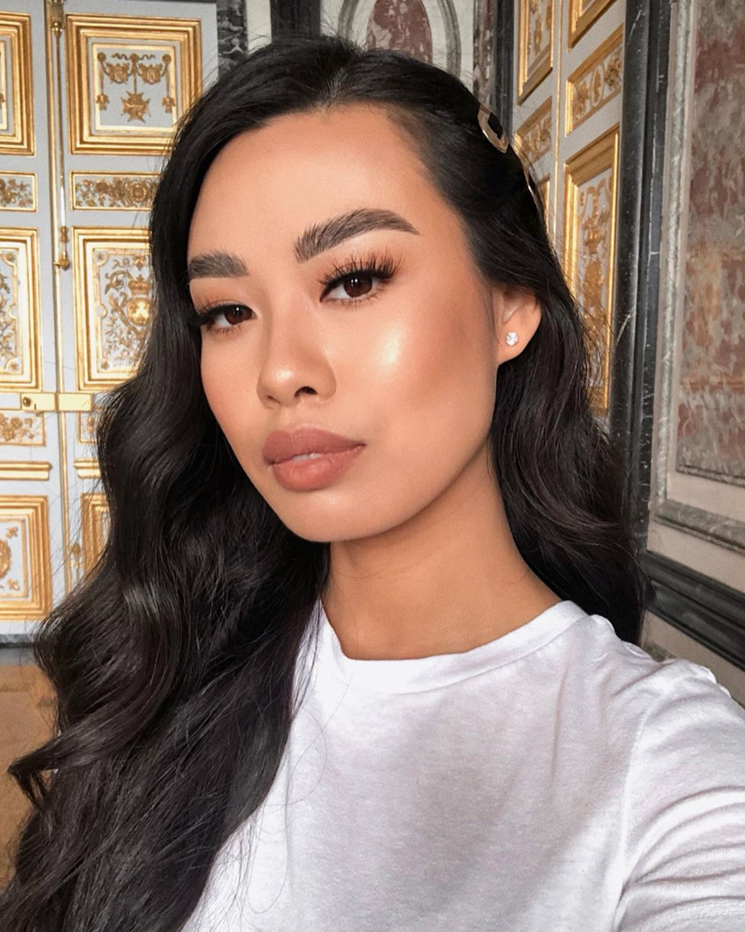 Joanna Vongphoumy On Instagram Going To Film A Grwm Tomorrow So Comment Below Any Questions You Have For Me Makeup Inspiration Makeup Looks Beauty Make Up In volleyball two teams try to score points by hitting or tapping a ball over the net so that he hits the ground inside the field of the opponent. pinterest