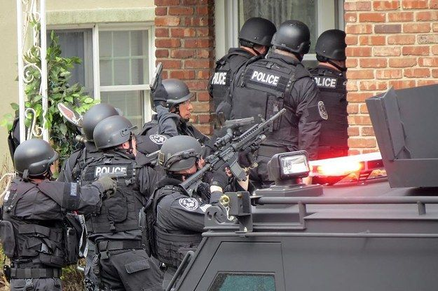 An Angry Call Of Duty Player Sent A Swat Team To A Rival S House