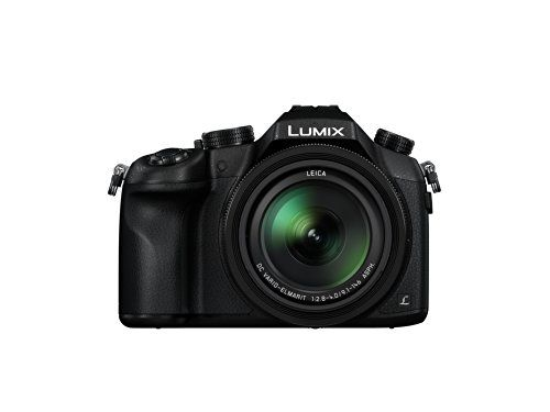 Panasonic Lumix Dmc Fz1000 Camera 21 1 Megapixel 1 Inch Sensor 4k Video Leica Lens 16x F2 8 4 0 Zoom Black Point And Shoot Camera Panasonic Lumix Bridge Camera