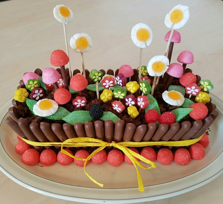Decoration Gateau Anniversaire Fille