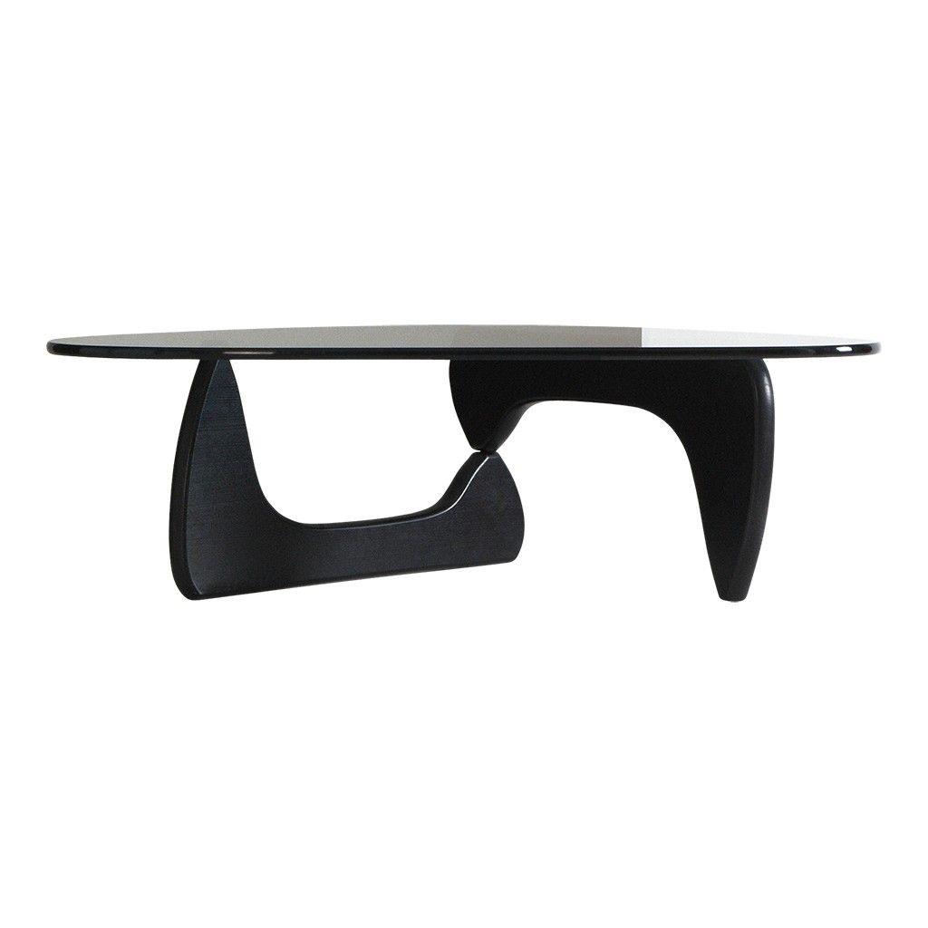Noguchi Table Black Ash Noguchi Table Noguchi Coffee Table Organic Furniture Design [ 1024 x 1024 Pixel ]