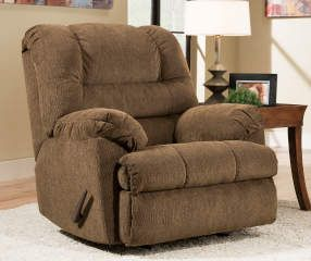 Simmons Verona Chocolate Recliner Recliner Stylish Recliners Chair