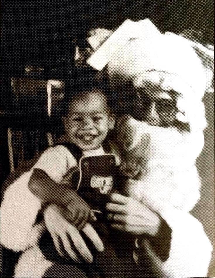 Merry Christmas little Zachary | <<< Johnny, We Hardly Knew Ya ...