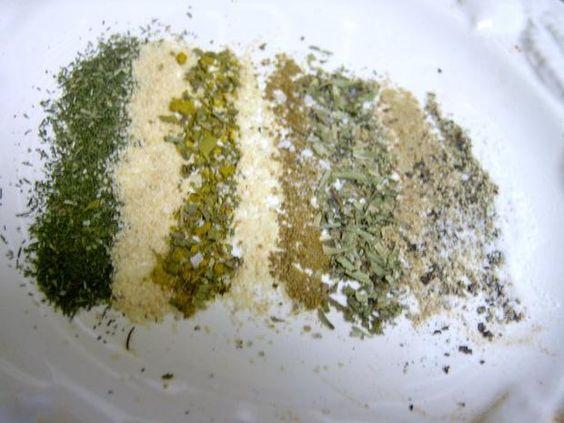 Fisch, Scampi, Garnelen - Gewürzmischung - Rezept