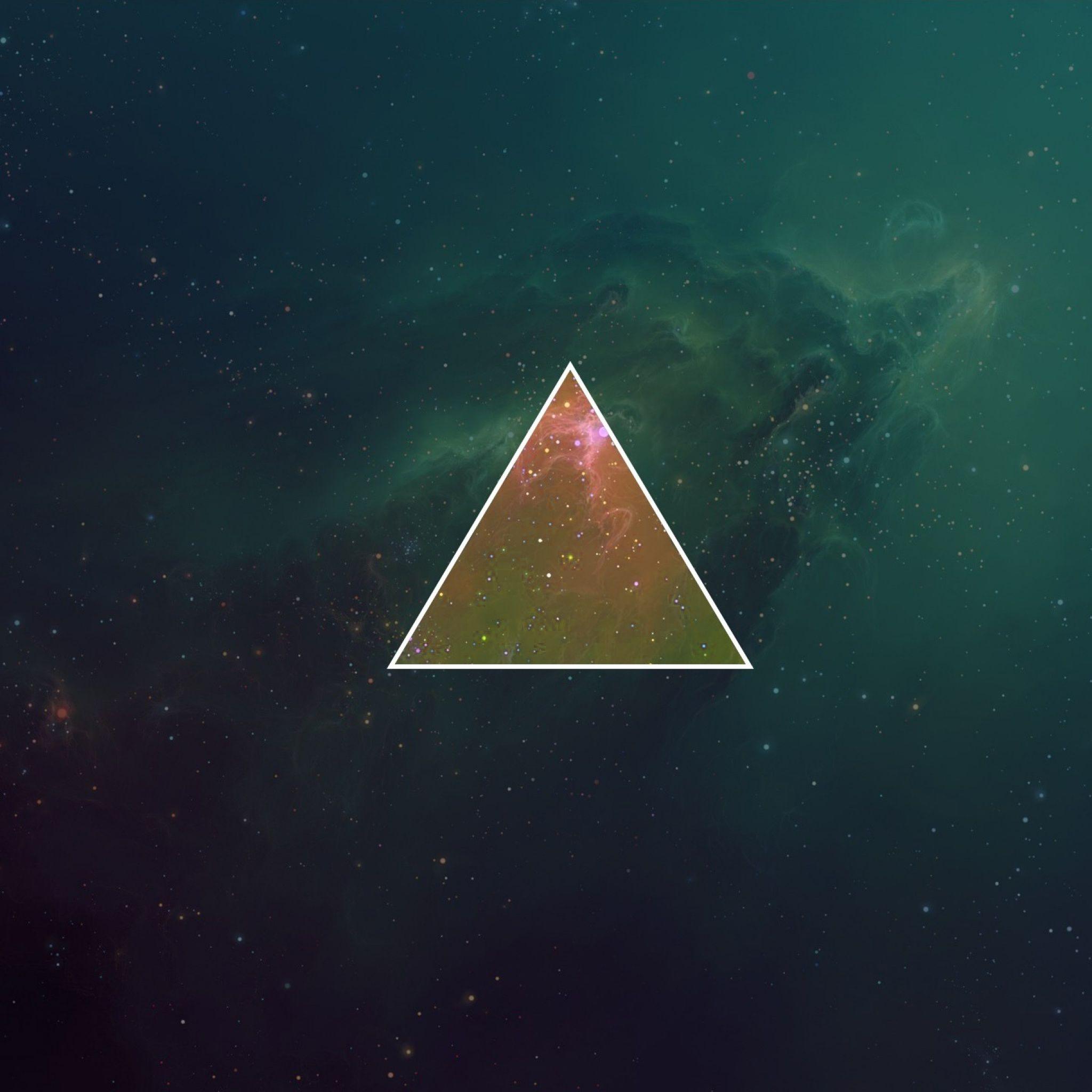 эффект фото в треугольнике фотографий симпатичных