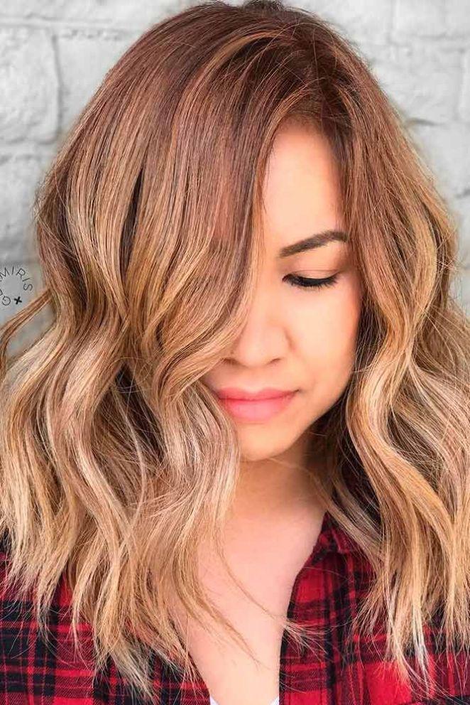 Les couleurs des cheveux