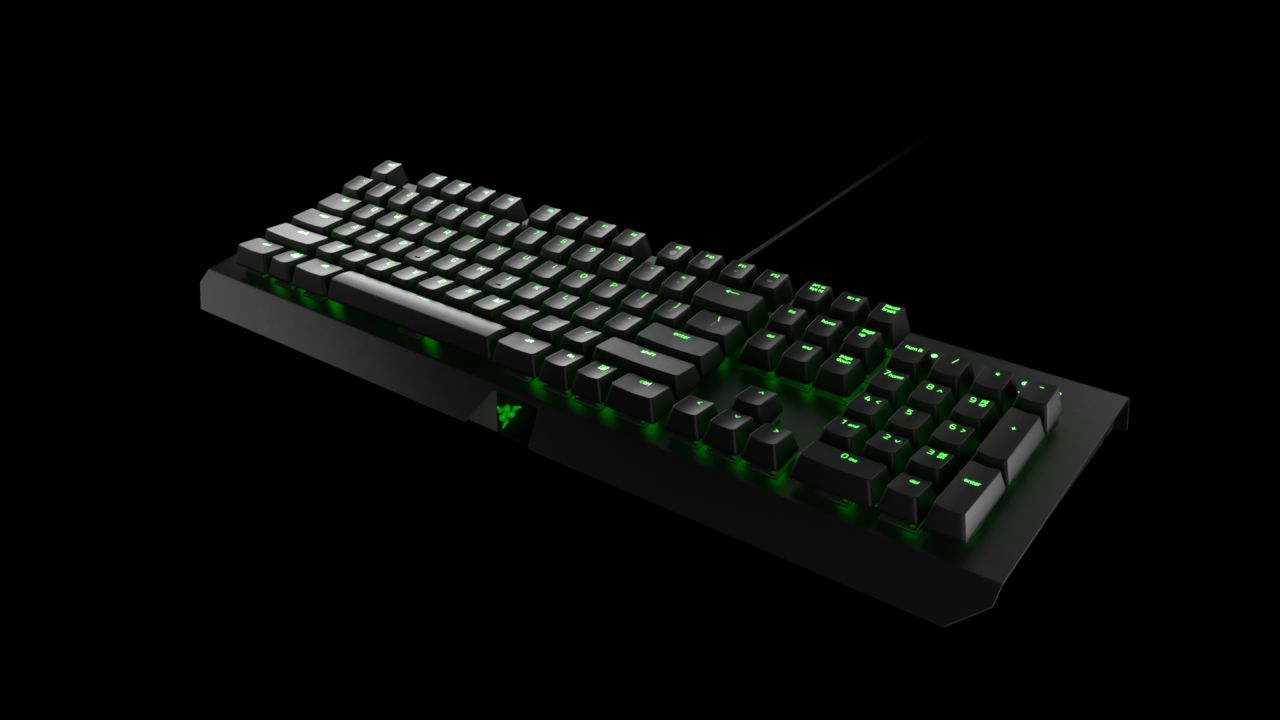 Razer Blackwidow X Ultimate Mechanical Keyboard Razer Blackwidow Razer Keyboard