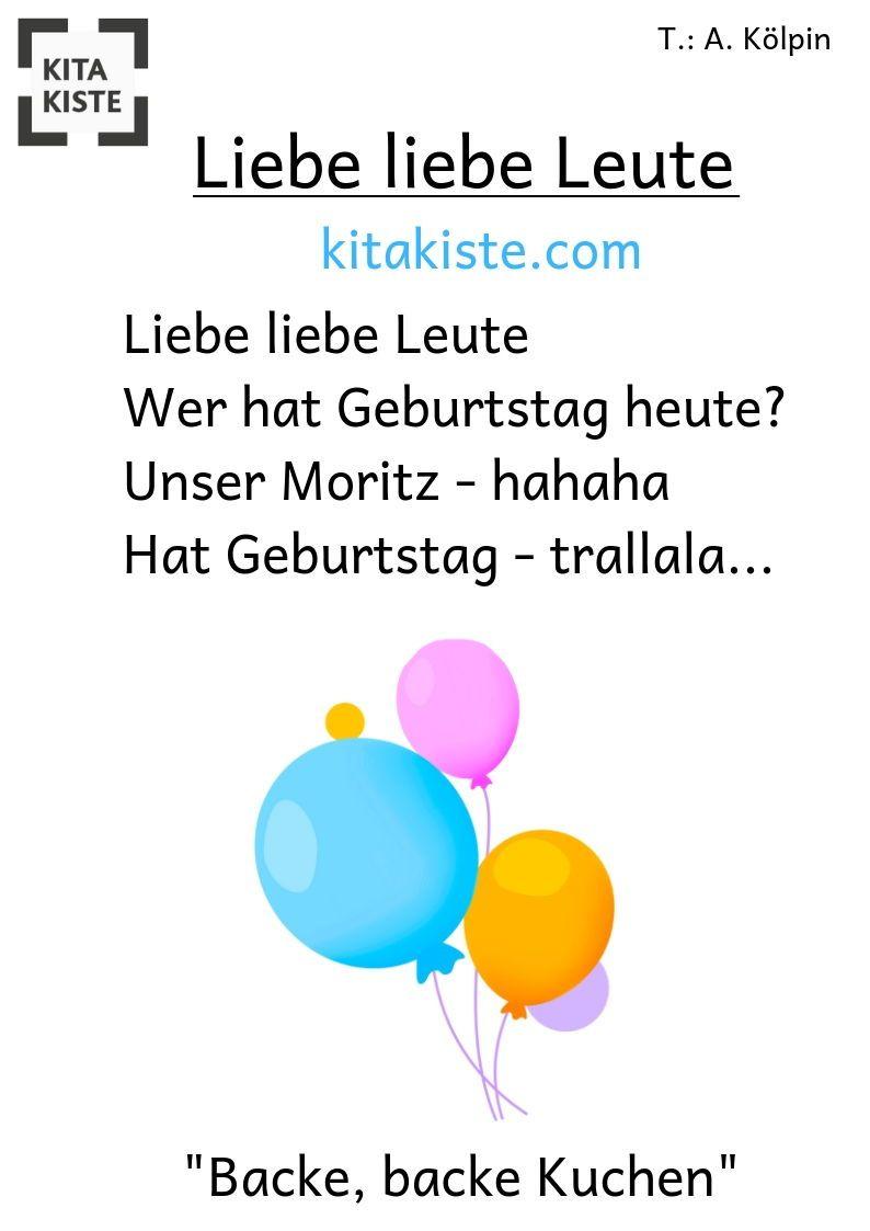 Krippenlied Zum Geburtstag Nach Bekannten Melodien Liebe