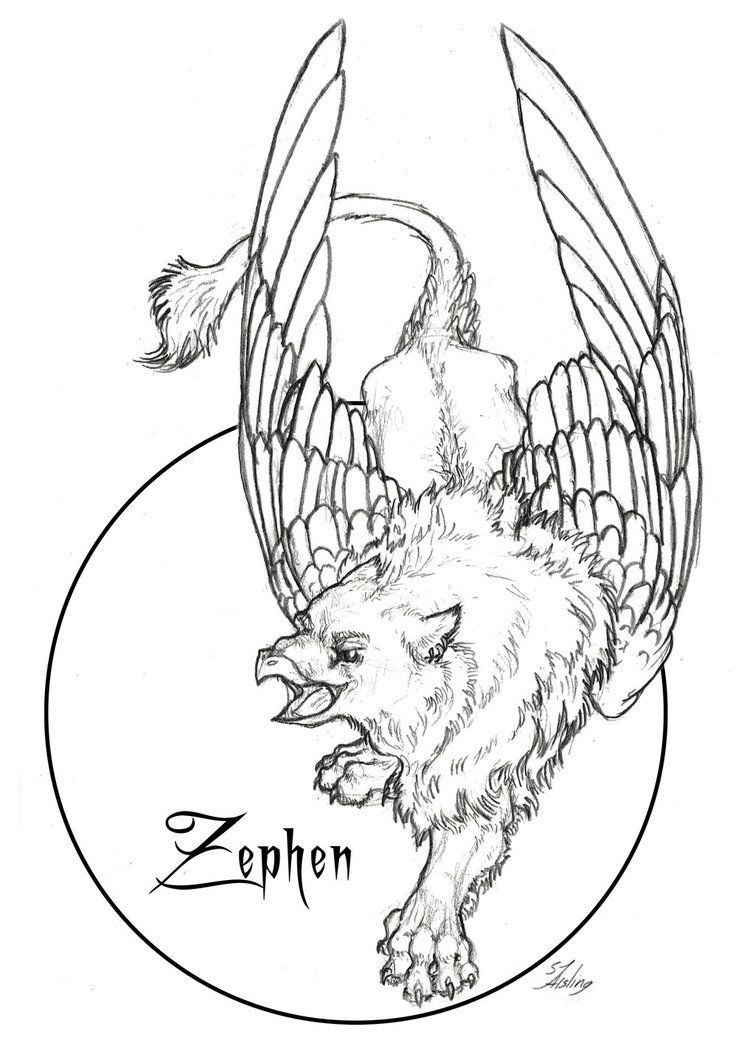Zephen Lineart Coloring Pages For Grown Ups Coloring Pages Color