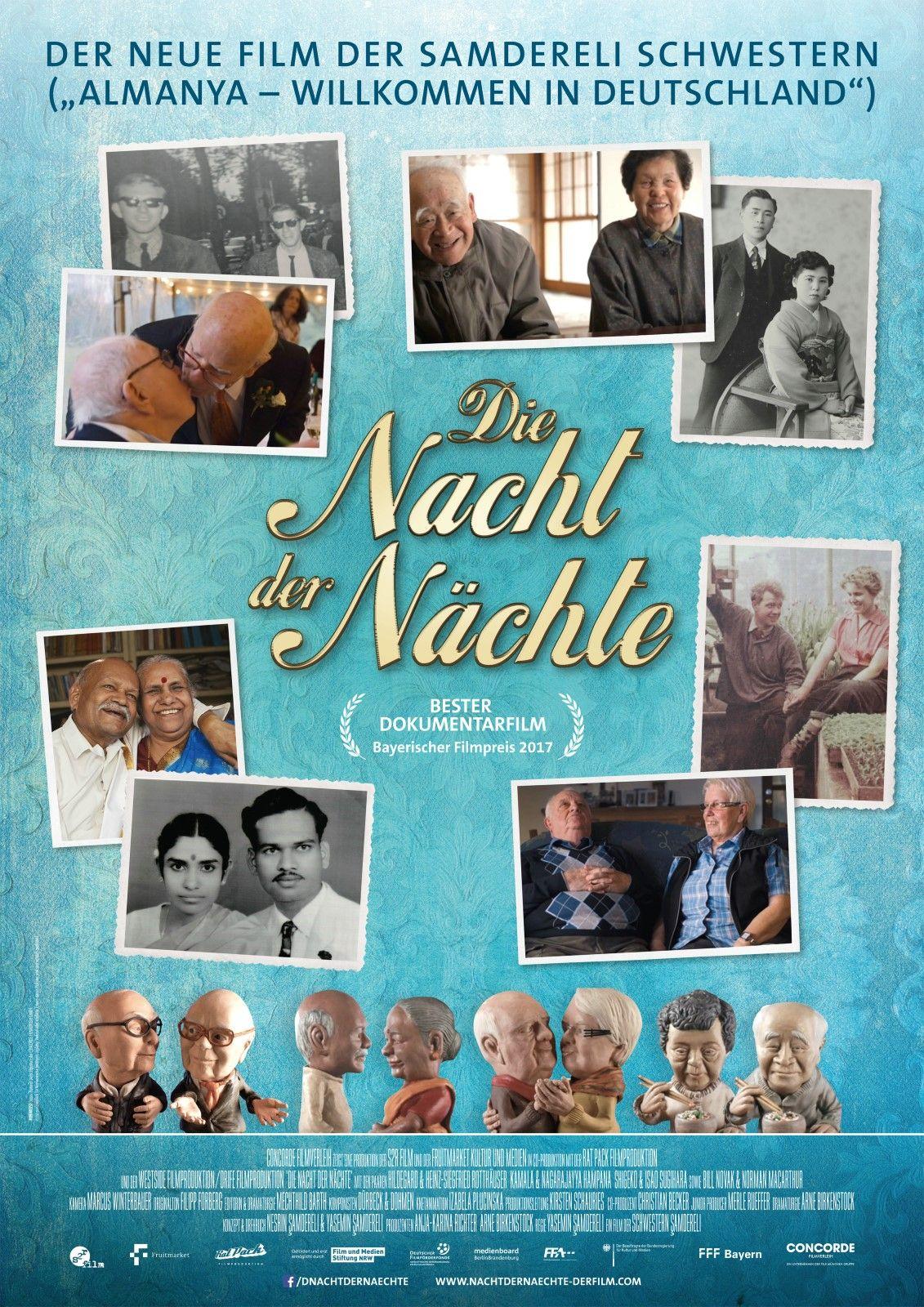 Die Nacht Der Nachte Ein Film Von Yasemin Samdereli Und Nesrin Samdereli Inhaltsangabe Unsere Gesellschaf Ganze Filme Filme Almanya Willkommen In Deutschland