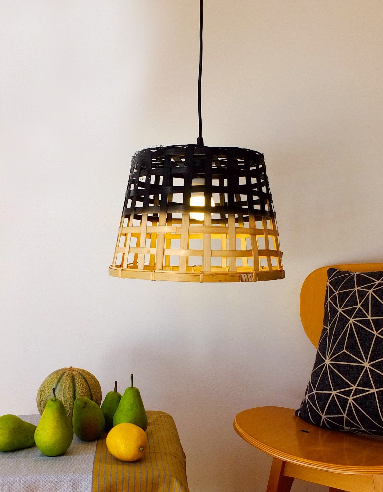 DIY IKEA GADDIS lamp lampe result DIY Pinterest