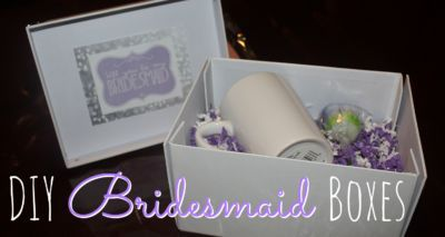 DIY Bridesmaid Boxes! Comment and let me know if you guys try this out! Don't forget to subscribe to my newsletter! XO, Mariela Oviedo