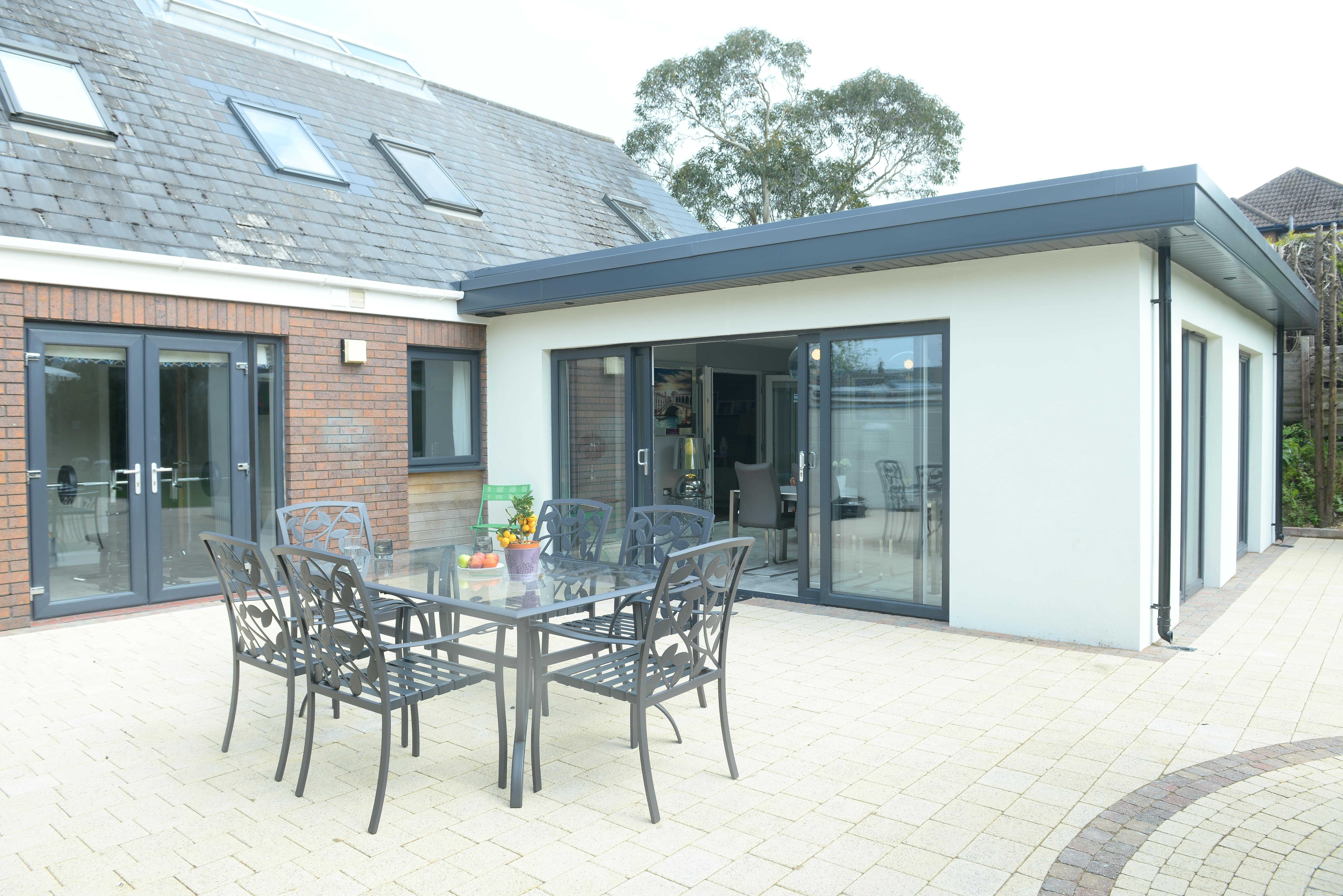 Bespoke Design Contemporary Extensions & Sunrooms