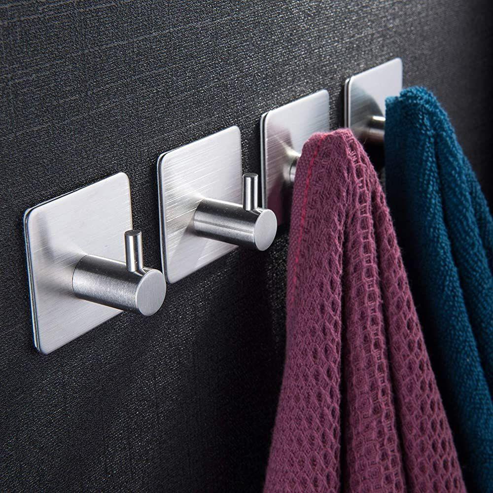 Haken Selbstklebend Handtuchhaken Ohne Bohren Handtuchhalter