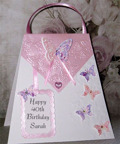 Results For Personalised 40th Birthday Cards Ebay