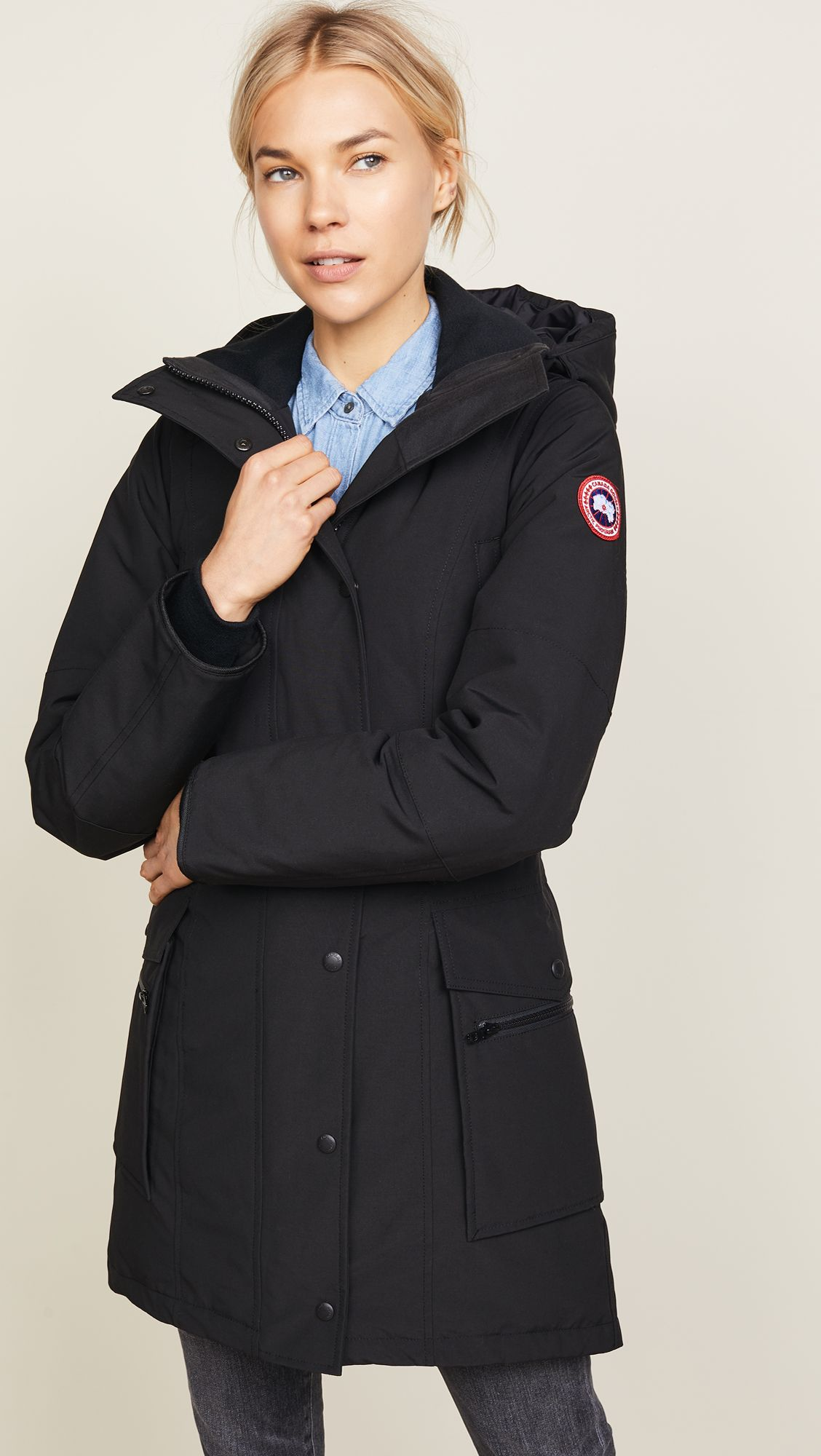 Canada Goose Kinley Parka Save Up To 40 Surprise Sale Sponsored Affiliate Kinley Parka Canada G Puffer Jacket Women Canada Goose Canada Goose Parka
