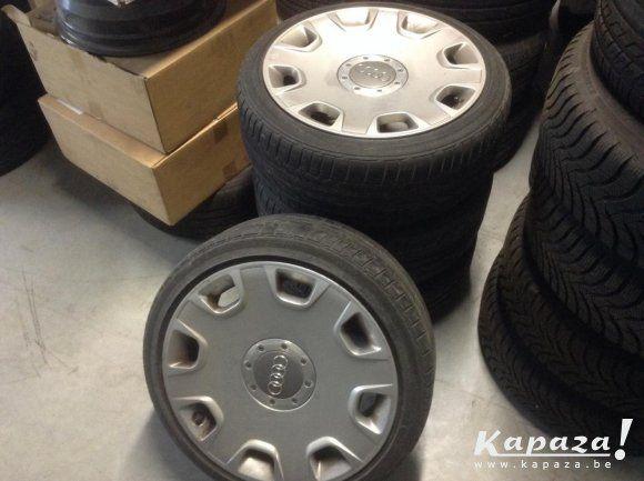 Audi norwegian | Kapaza