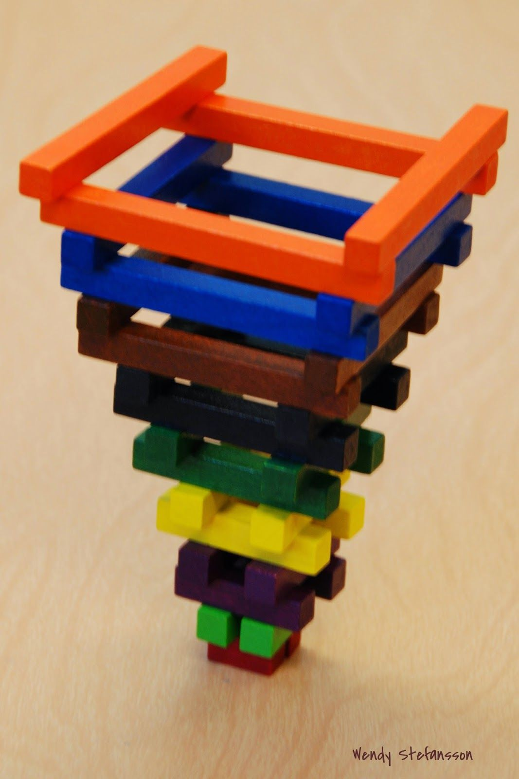 Zen And The Art Of Cuisenaire Rods