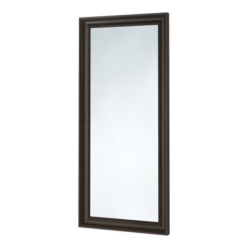 HEMNES Mirror, black-brown | HEMNES, Brown full length mirrors and ...