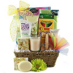 Coloring Book Gift Baskets Make Great Special Occasion Basket Or No Get Them As Birthday A