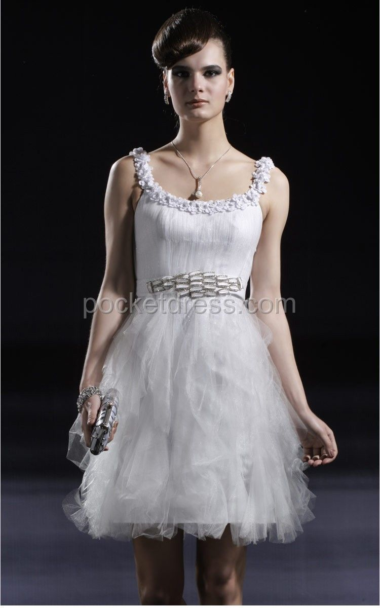 Customized white short prom dress new style buy prom dress