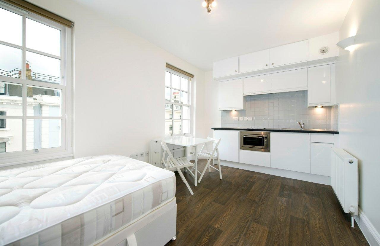 Conversion Of Bedsit Apartments In A Victorian Terrace House With
