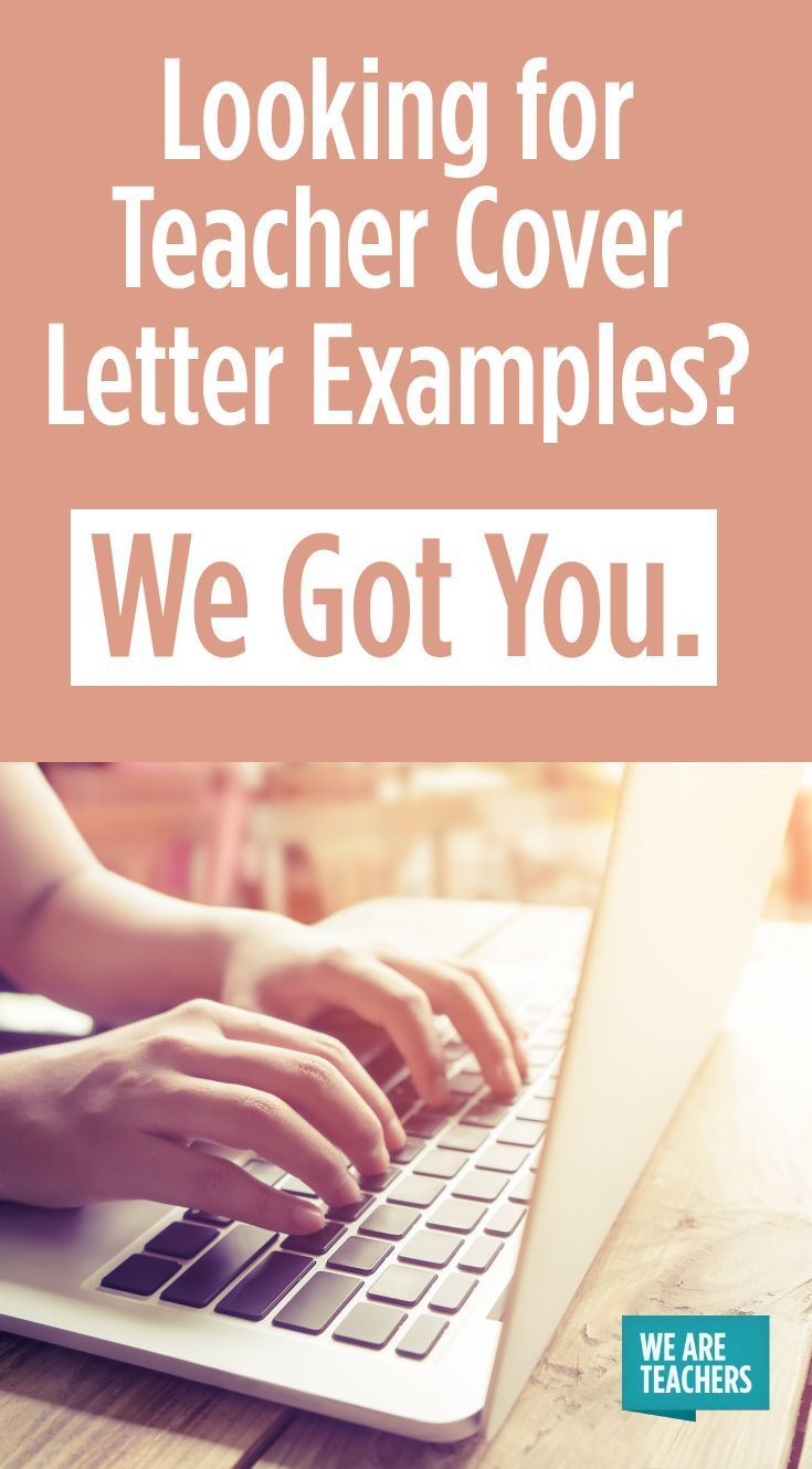 these teacher cover letters examples will help you land