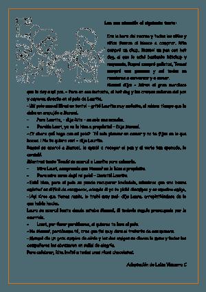 Resultado de imagen para cuentos para cuarto grado for Espanol lecturas cuarto grado 1993