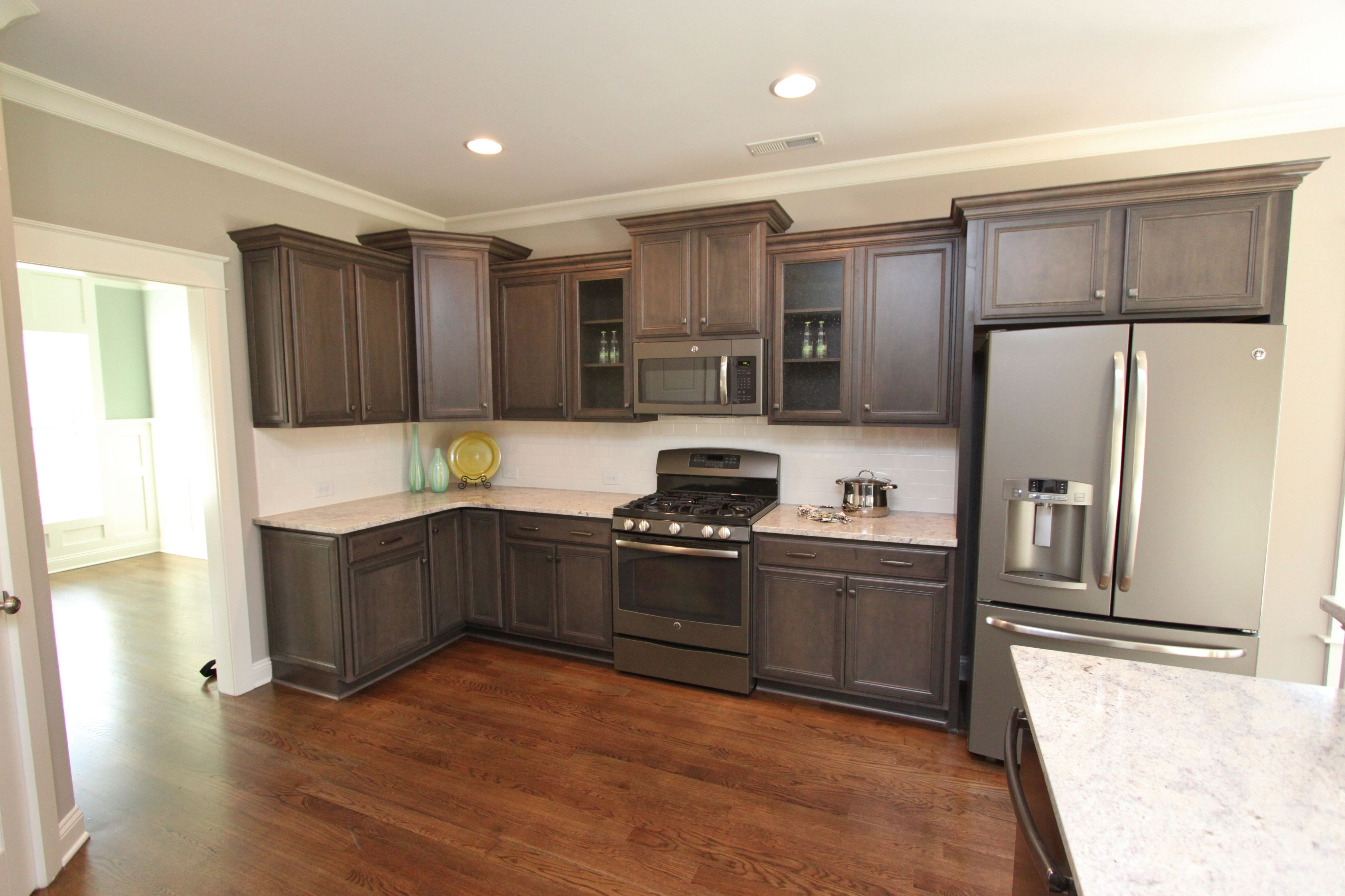 The Best Kitchens With Slate Appliances Collections  Slate And Beauteous Best Kitchen Appliances Design Ideas