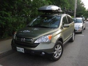 Thule Aeroblade Arb47 Roof Rack System For 2007 2011 Honda Cr V W Locks Amp Key Honda Cr Roof Rack Honda Crv