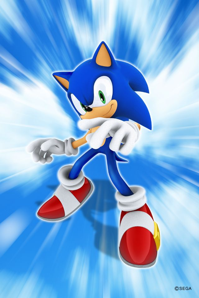 Sonic The Hedgehog Iphone 4 Wallpaper Cool Wallpapers And