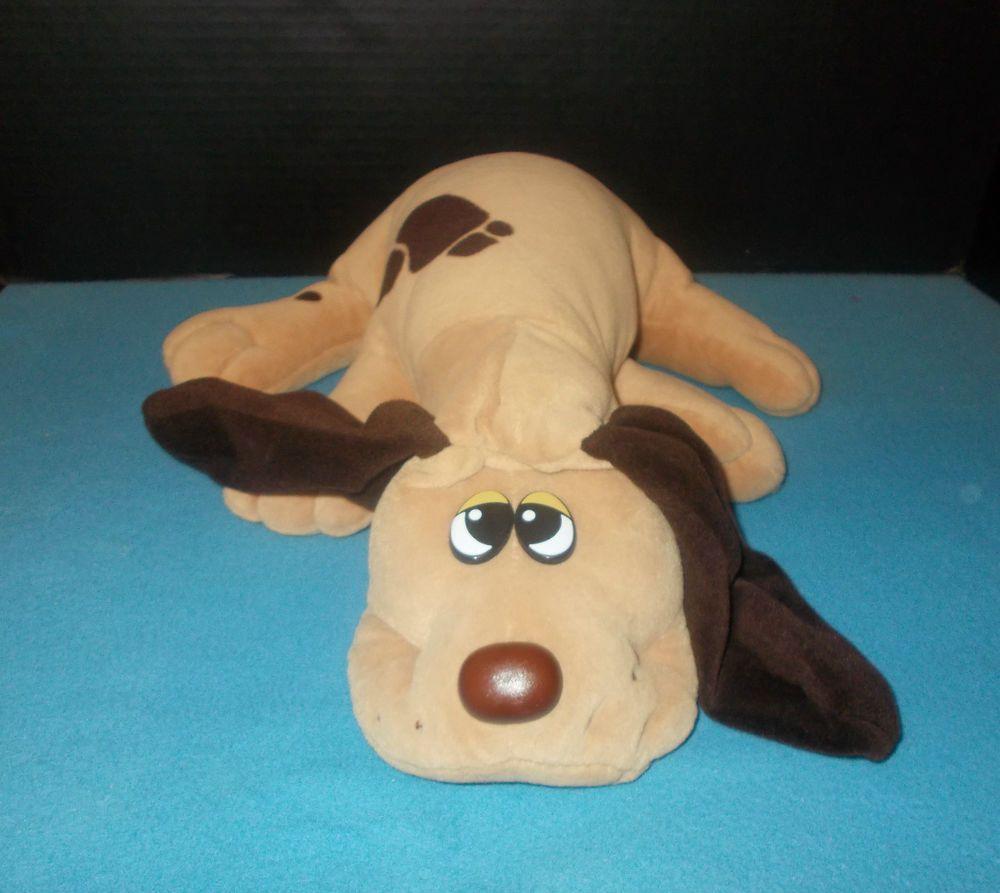 "Vintage Tonka 19"" ""POUND PUPPY"" w Long Ears Plush Toy Dog"