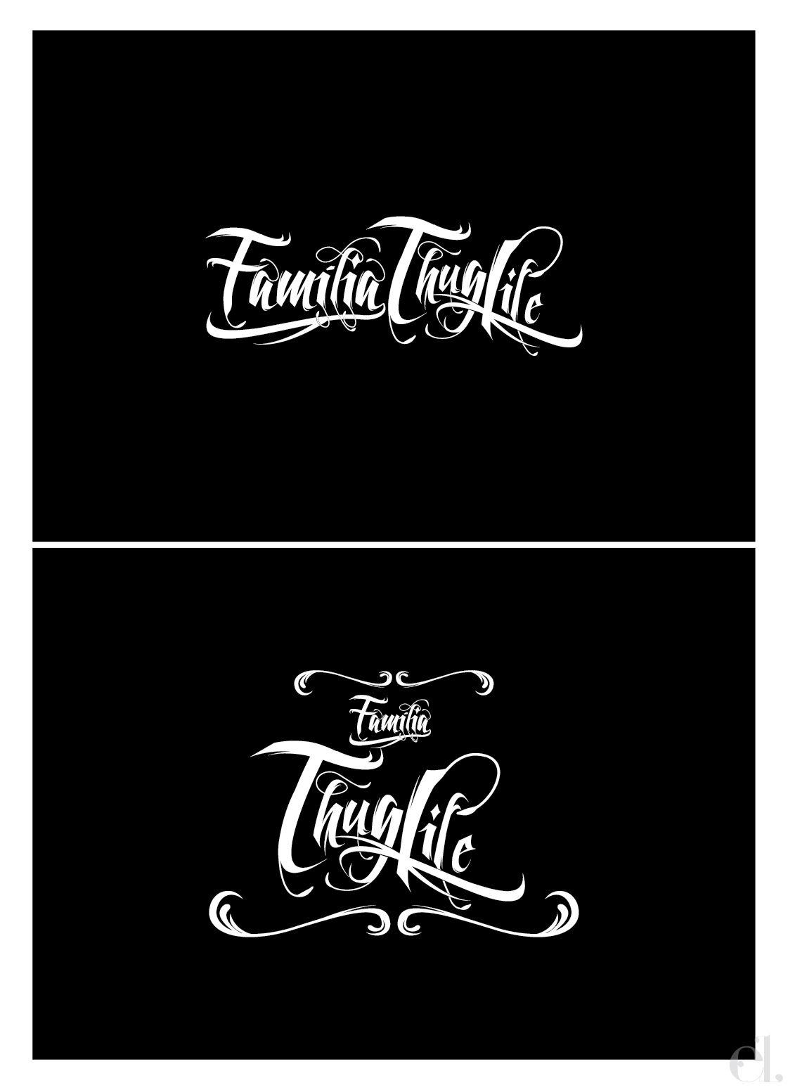 Família Thug Life 2pac art, Thug life, Tattoos