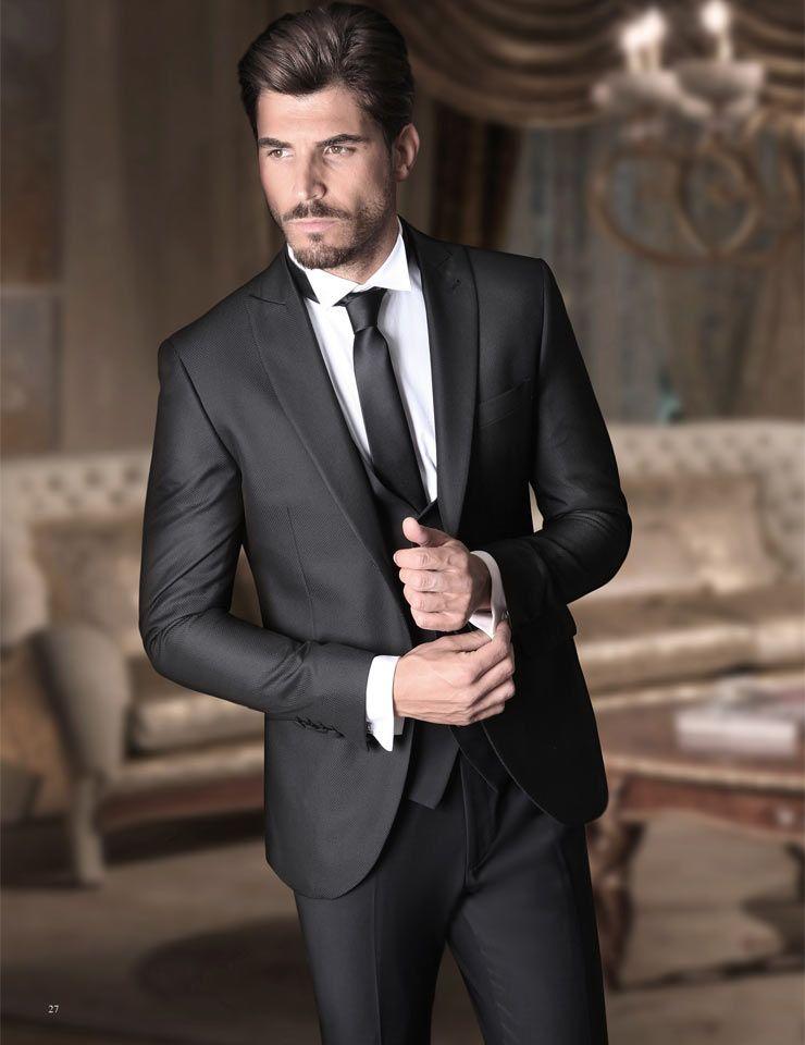 Vestito Matrimonio Uomo Con Cilindro : Collezione rocchini cerimonia uomo la cerimonia è di per sé uno
