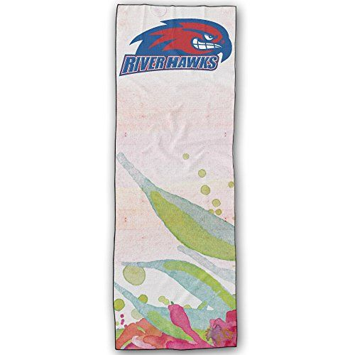 Umass Lowell River Hawks 1 Logo Yoga Mat Towel Read More Reviews Of The Product By Visiting The Link On The Image Logo Yoga Yoga Mat Towel Yoga Accessories